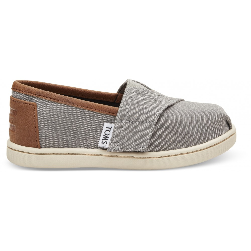 Toms Grey Chambray 10009905 Γκρι