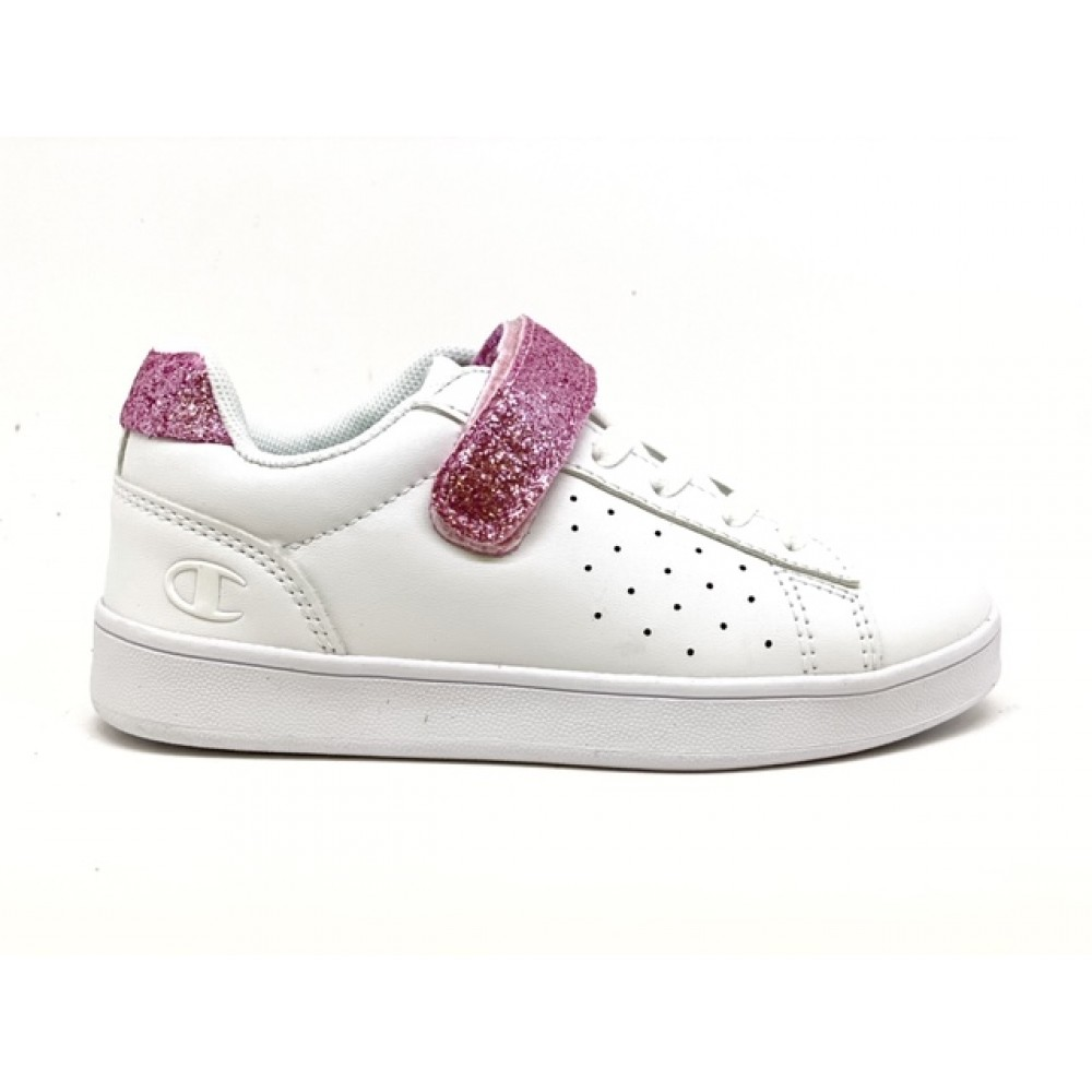 Champion Low Cut Shoe ALEXIA G PS S31545-S20-WW010 Λευκό-Ροζ