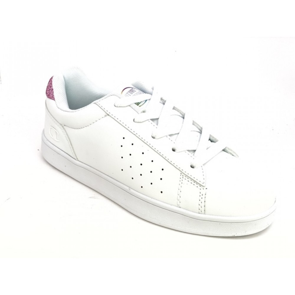 Champion Low Cut Shoe ALEXIA G GS S31653-S20-WW010 Λευκό