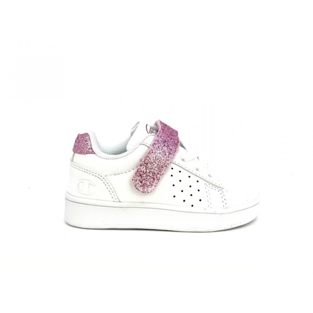 Champion Low Cut Shoe ALEXIA G TD S31749-S20-WW010 Λευκό