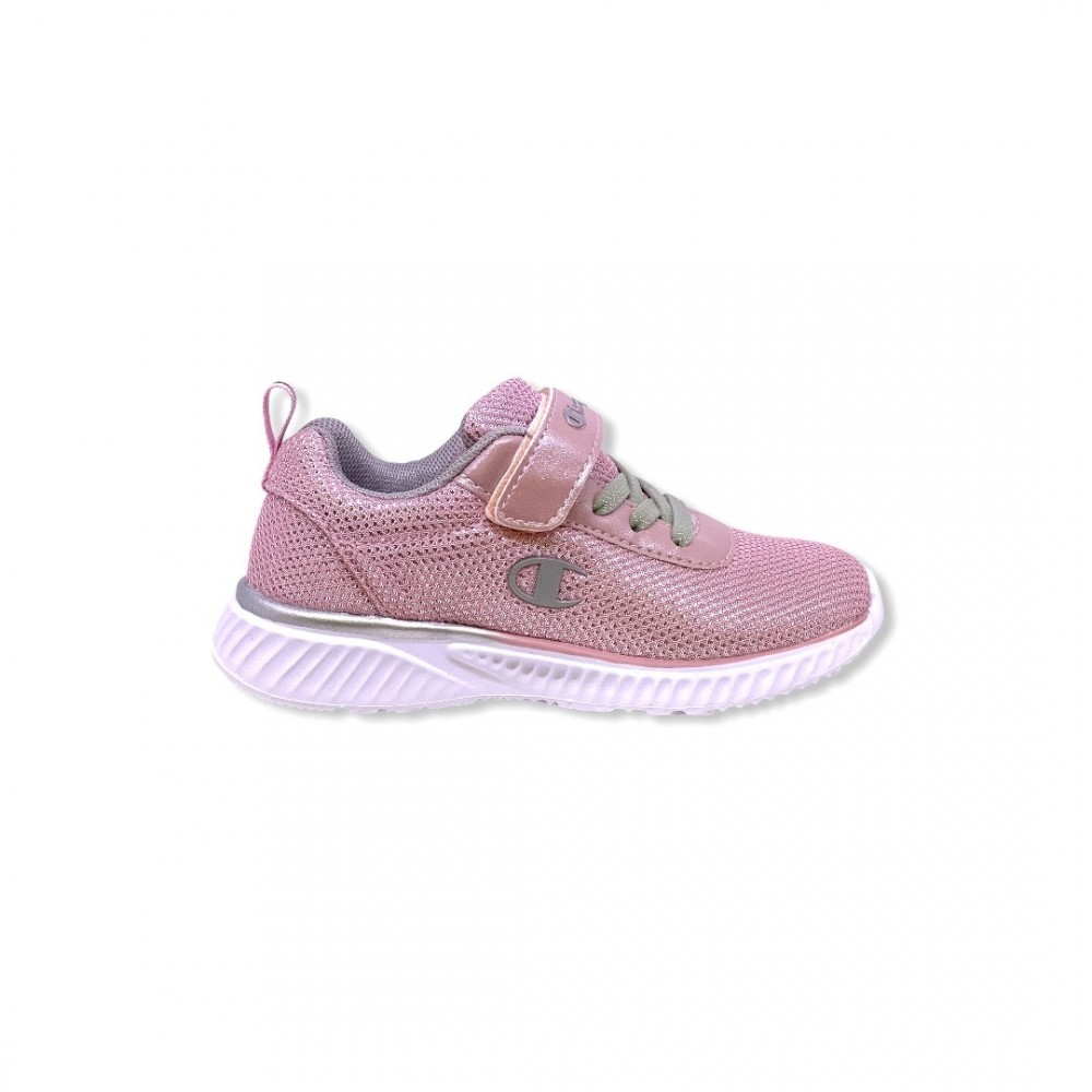Champion Low Cut Shoe SOFTY SPARKLING S32020-F20-PS013 Ροζ