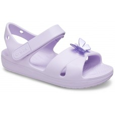 Crocs Classic Cross Strap Sandal ps Lavender relaxed fit 206245-530