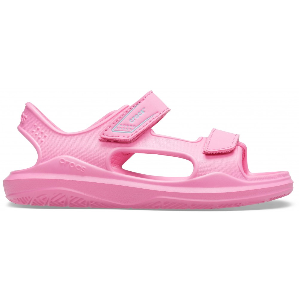 Crocs Swiftwater Expedition Sandal k 206267-6M3 Pink Lemonade