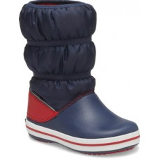 Crocs Crocband Winter Boot K 206550-485 Μπλε Κόκκινο