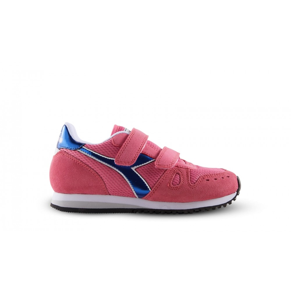 Diadora Simple Run PS Girl 101.175775 01 50152 Φούξια