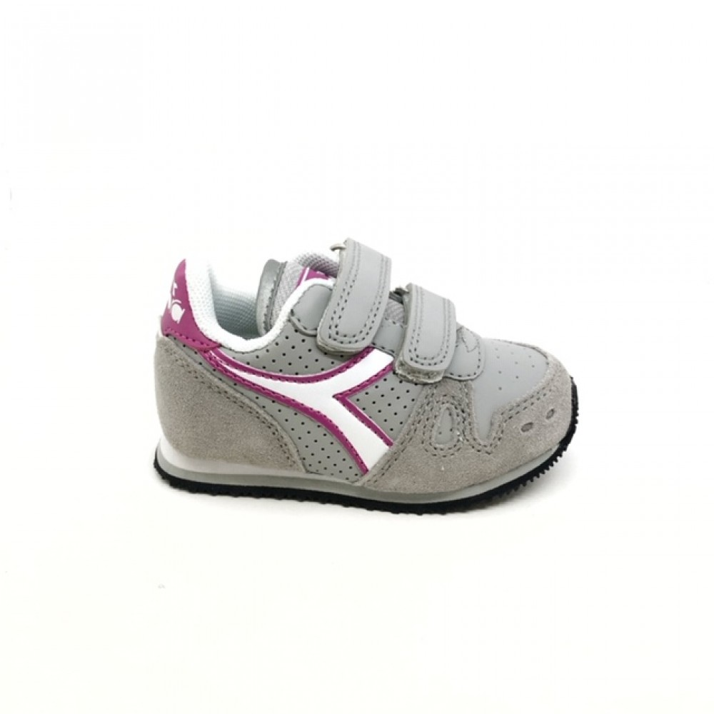 Diadora Simple Run Up TD 101.175082 01 C8217 Γκρι