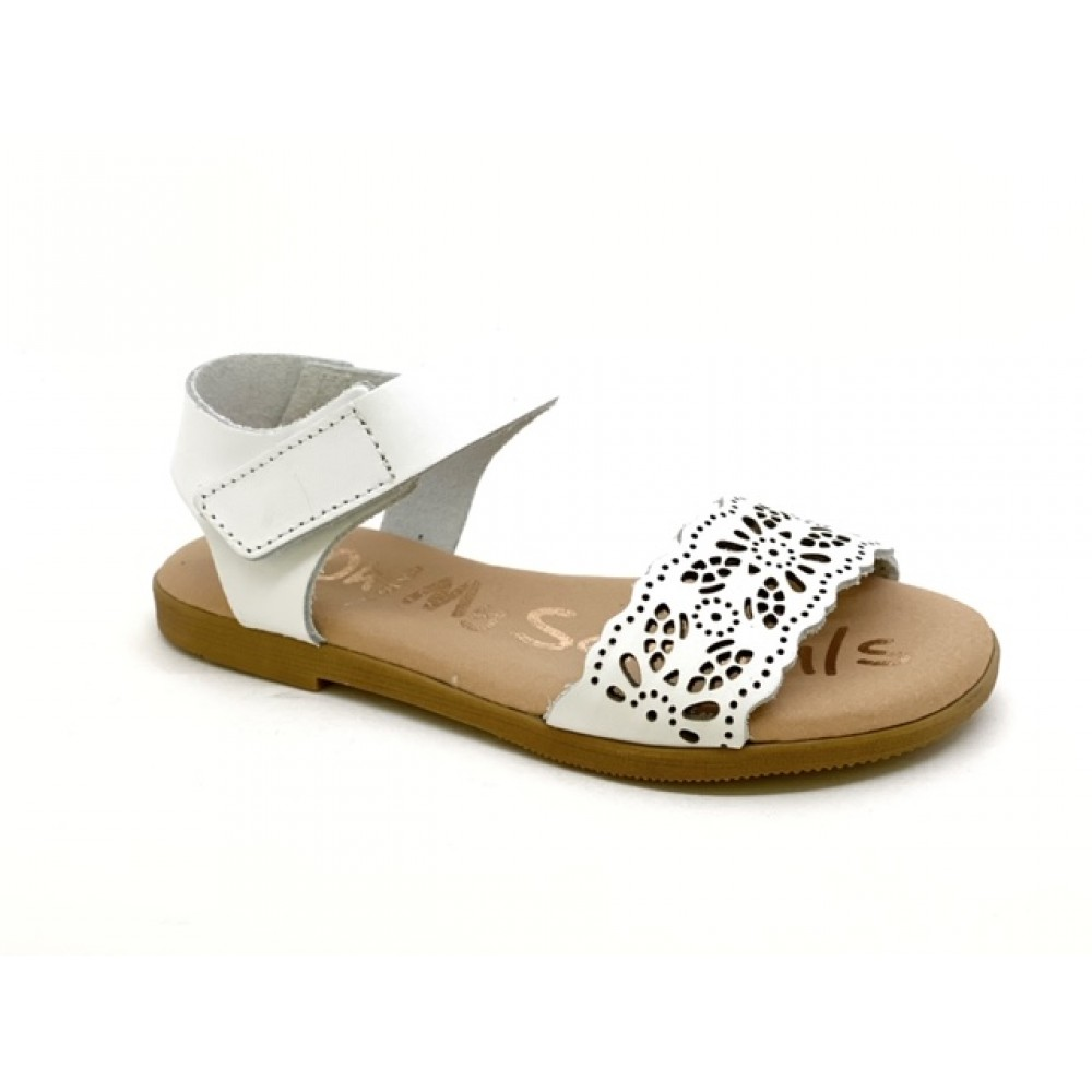 Oh! my Sandals 4620 Λευκό