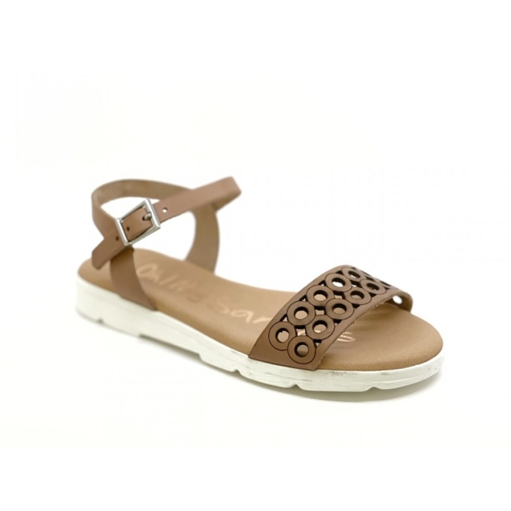 Oh! my Sandals 4629 Nude