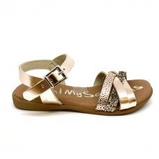 Oh! my Sandals 4265 Nude Combi