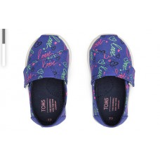 Toms Classic Purple Electric Love 10015180