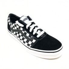 Vans Ward Checkered VN0A38J9PVJ1 Μαύρο Άσπρο