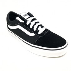 Vans Ward Suede Canvas VN0A38J9IJU1 Μαύρο